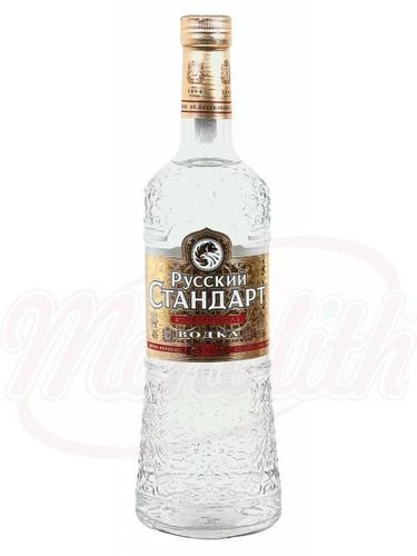 "Vodka ""Russian Standard Gold"" 40% vol.0,5L"